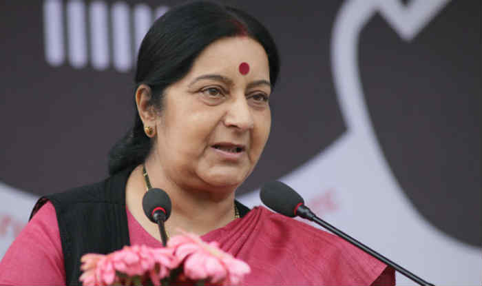 Sushma Swaraj leaving for China on a four day visit from today