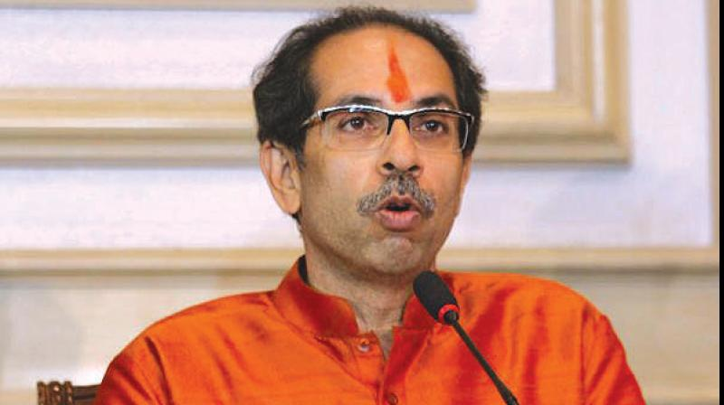 Uddhav Thackeray says govt will soon announce relief measures for farmers by the torrential rains