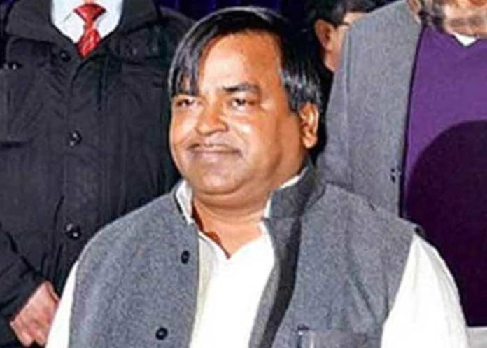Rape victim withdraws case against former SP minister Gayatri Prajapati