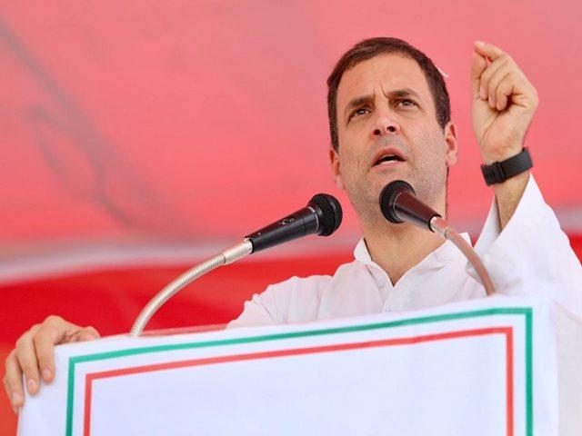 Rahul Gandhi's sarcastic dig at Modi: Price of Rafale aircraft a national secret