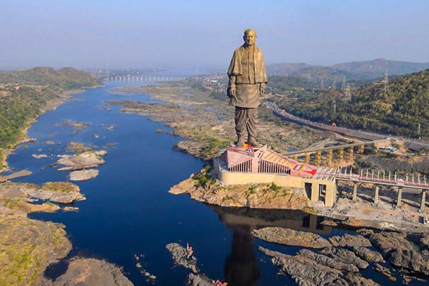 pmmodiexpresseshappinessthatstatueofunityhasgotspotintime100greatestplacesin2019list
