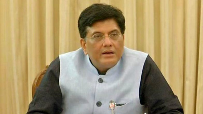 Piyush Goyal refutes claims of privatisation of Indian Railways