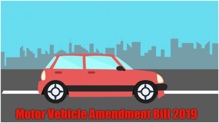 Motor Vehicles Amendment Bill expected to be taken up by RS on 29th July