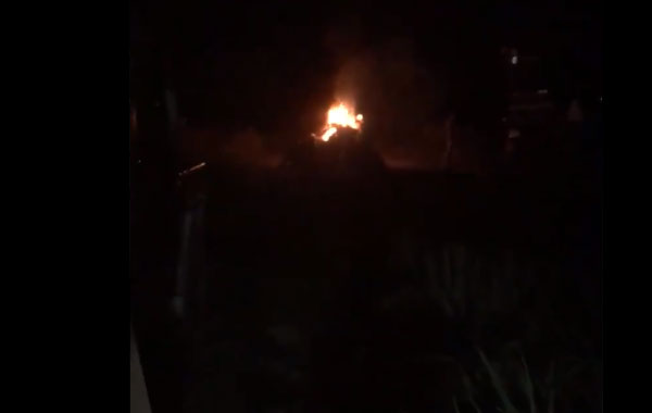Outrage After UP Police Forcibly Cremate Hathras Rape Victim at Night: Brutalised by The Entire System