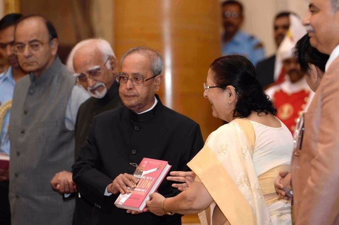 Sumitra Mahajan released