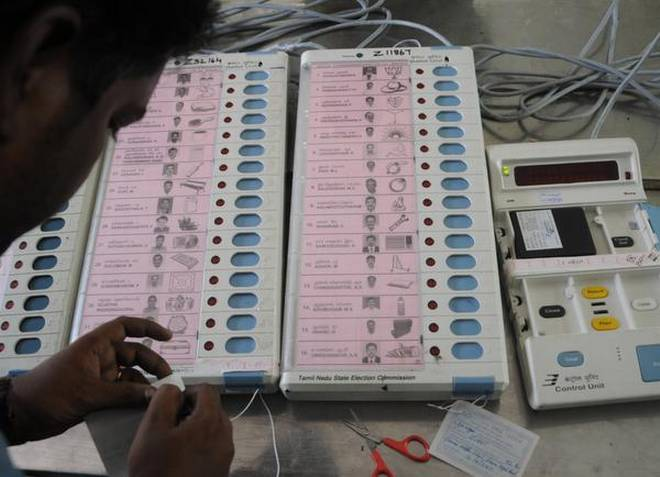 Telangana Assembly elections: EC to use pink ballot paper on EVMs