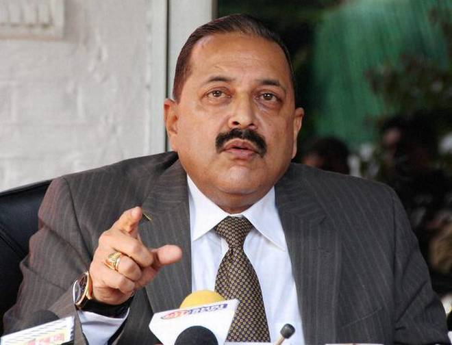Journalist Shujaat Bukhari killed for trying to find middle path:Jitendra Singh
