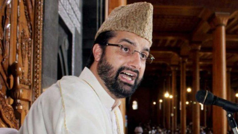 NIA summons Mirwaiz Umar Farooq for questioning in a terror funding case