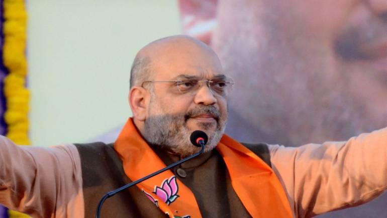 Amit Shah takes a dig at Chandrababu Naidu over poll loss
