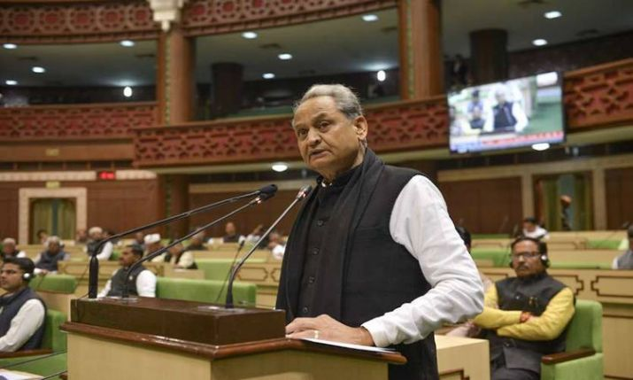 Rajasthan Budget: Ashok Gehlot announces Rs 1,000-cr farmers