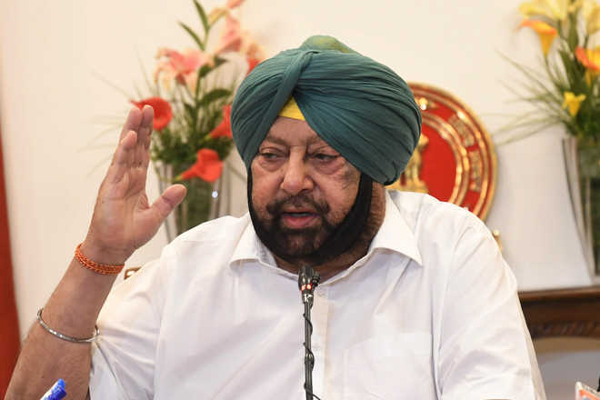 Punjab CM writes to PM Modi with 101 suggestions to