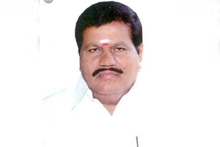 AIADMK MLA  R Kanagaraj dies of cardiac arrest