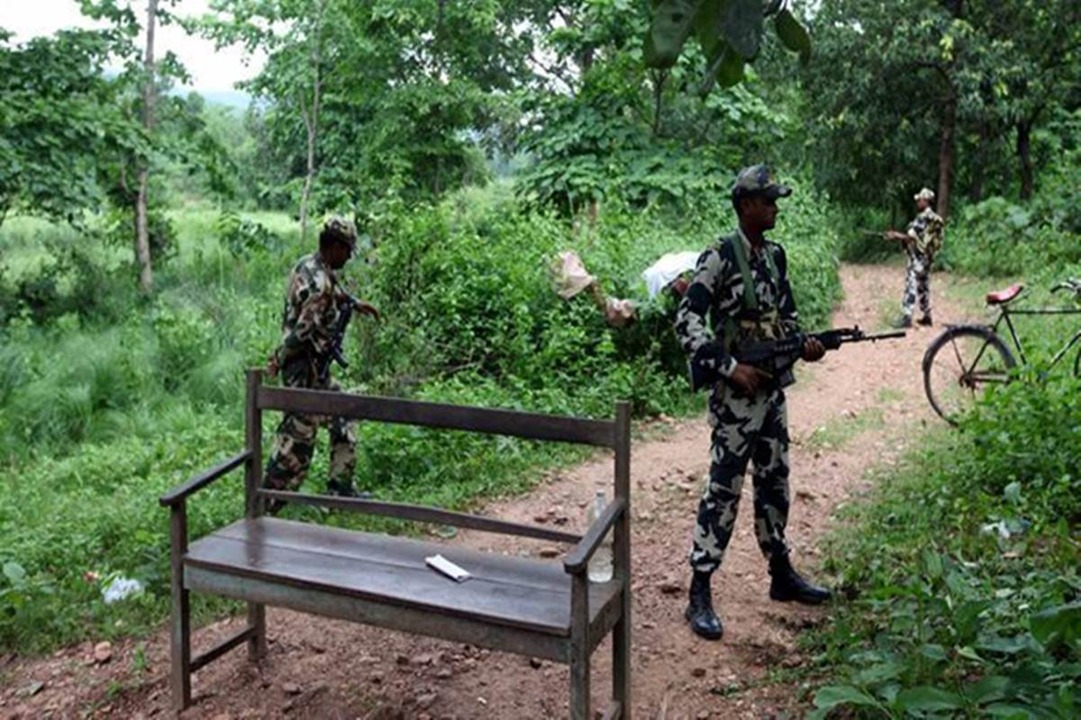 At least four Maoists killed in Odisha