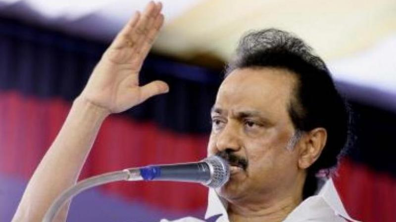 Gutka scam: Stalin calls for statewide protest demands arrest and resignation of TN health minister, DGP