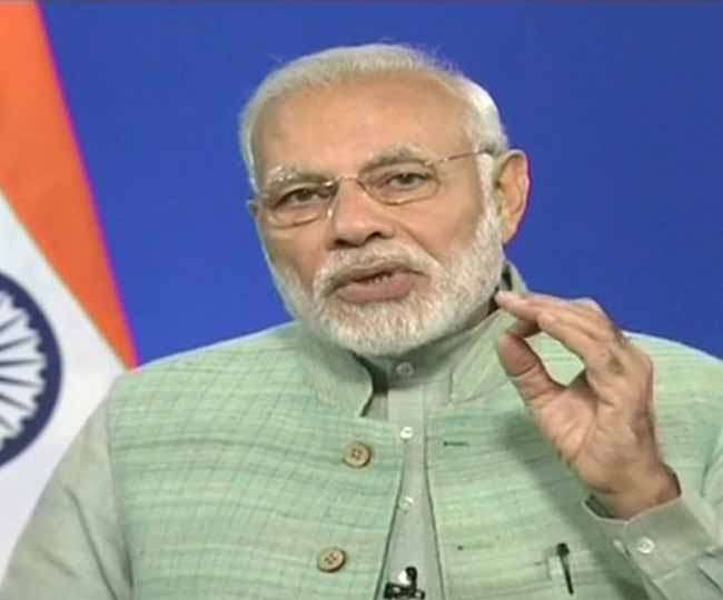 PM Modi extends his wishes to Indian forces on Armed Forces Flag Day