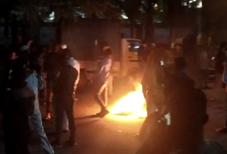 Violence in Bengaluru over
