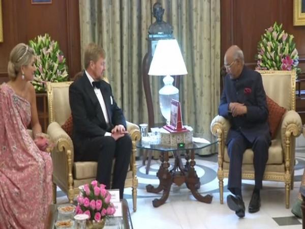 Economic partnership is a key pillar of India-Netherlands bilateral ties: Kovind