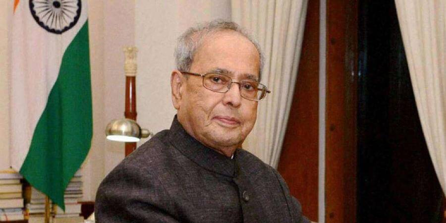 Pranab Mukherjee underwent successful brain surgery, currently on ventilator support