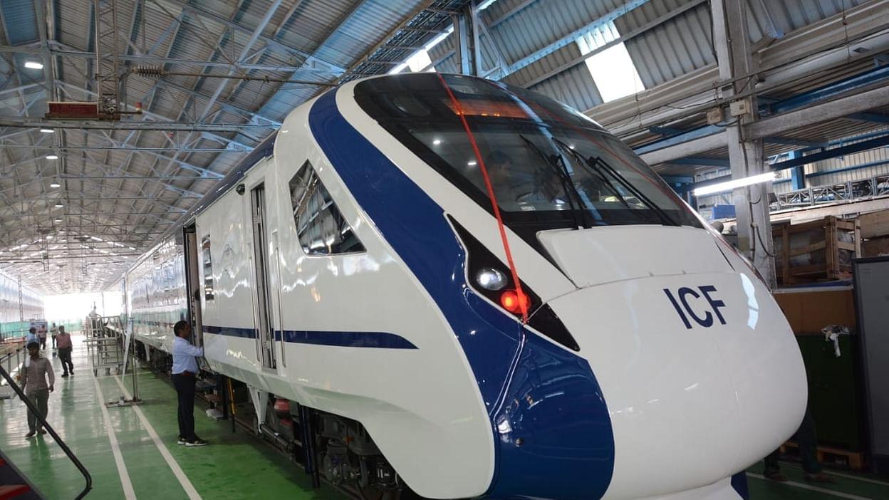 Railways floats revised tender for 44 Vande Bharat trains