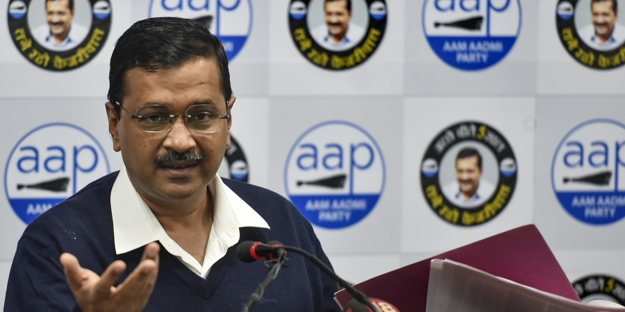 Will work with Centre for Delhi's development: Arvind Kejriwal