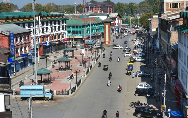 J&K admin releases three politicians from detention