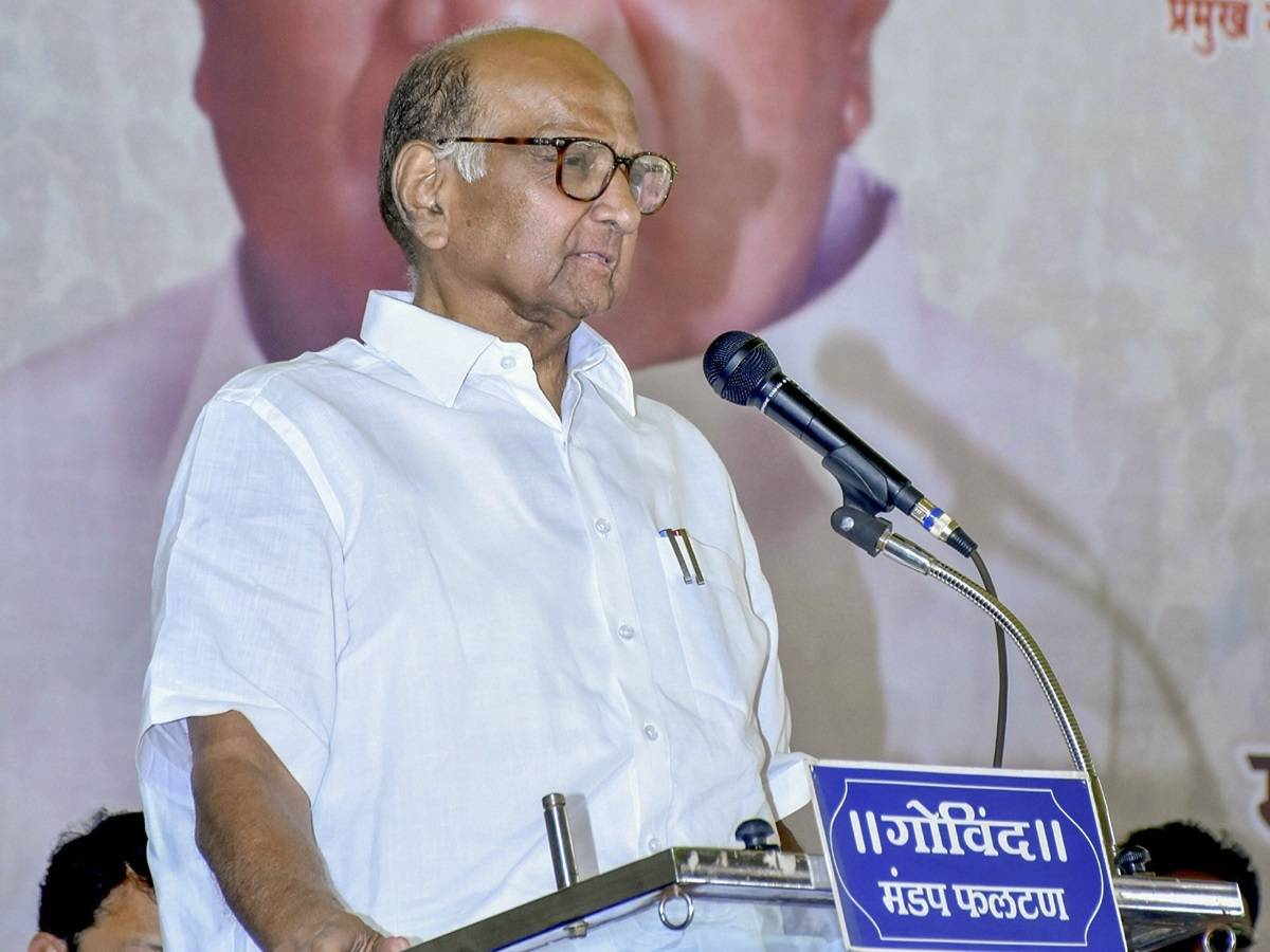 Govt transferred Koregaon Bhima probe to NIA for fear of being exposed, says Sharad Pawar