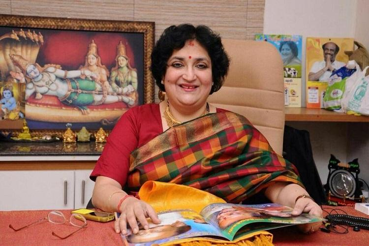 SC questions Rajinikanth wife Latha Rajinikanth over the non-payment of money to Ad Firm
