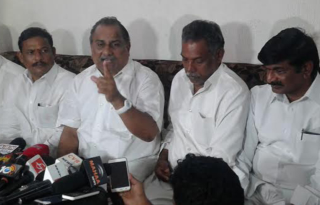 Kapu leader Mudragada threatens to go on indefinite fast from March 11