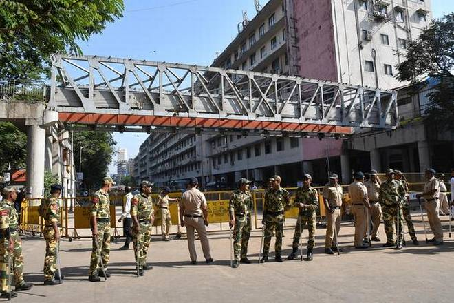BMC suspends two civil engineers in bridge collapse