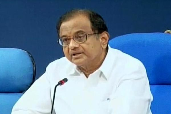 P Chidambaram not likely to be reprimanded by high command for his remarks of Emergency