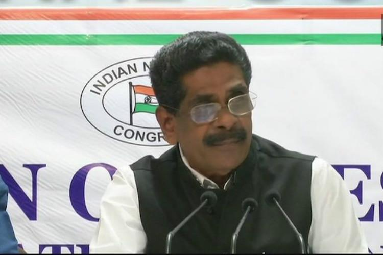 No ban for Congress leaders from Kerala to attend TV discussions