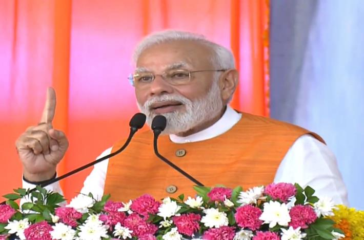 Modi lauds Patel