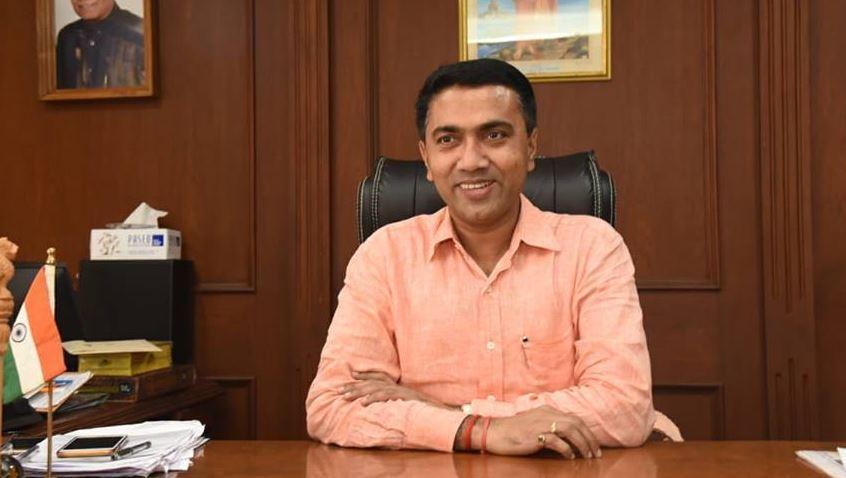 Goa CM Pramod Sawant to reshuffle Cabinet today