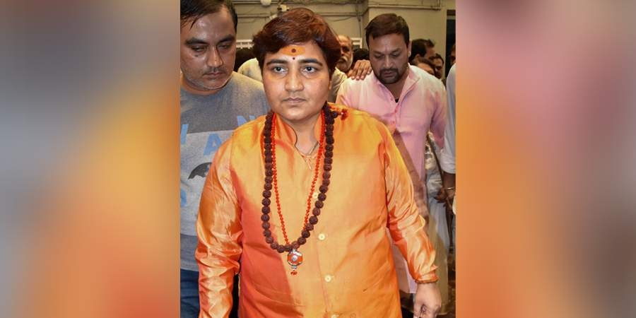 HC serves notice to Pragya Thakur on petition challenging her election