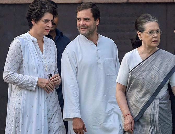 Nehru-Gandhi family has 'brand equity': Adhir Ranjan Chowdhury