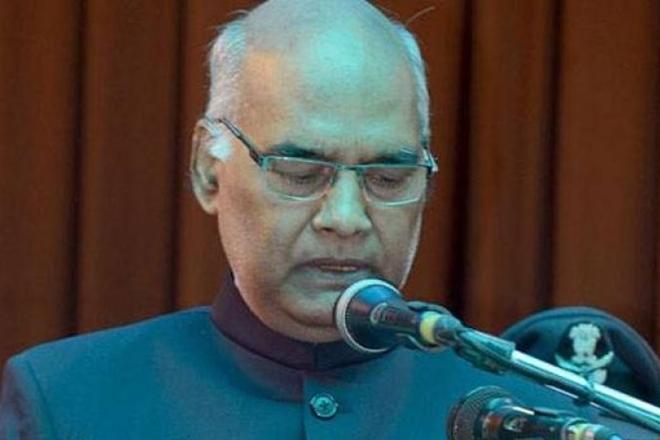 President Ram Nath Kovind pays tribute to 26/11 Mumbai Attack Victims