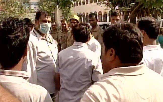 Around 200 students hospitalised after gas leakage in Delhi