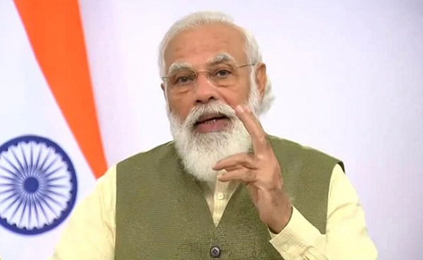 PM Modi Says Government Taking Steps to Strengthen Agriculture Sector