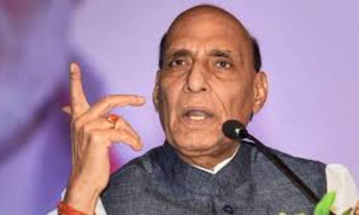 Rajnath Singh lays foundation of new Army HQ building