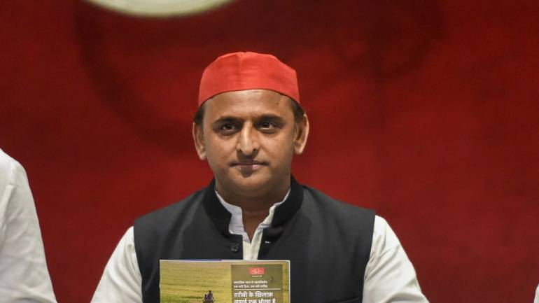 Akhilesh Yadav slams PM Modi of doing nothing for Bundelkhand, dubs Adityanath as