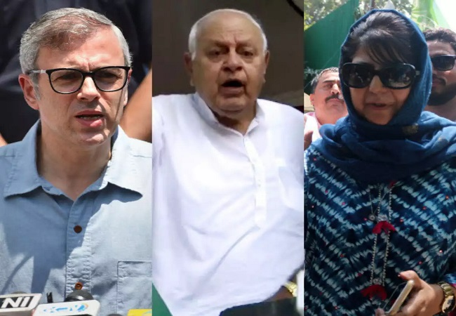 J-K administration to release political leaders in Kashmir soon