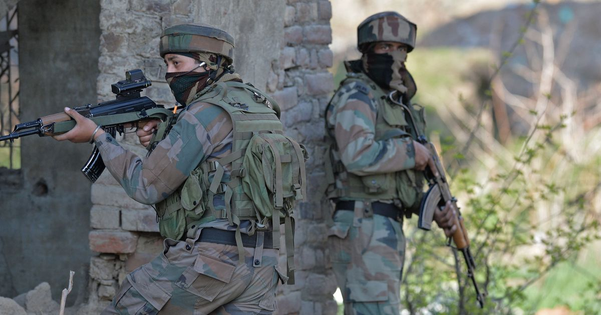 One terrorist killed in encounter with security forces in J&K