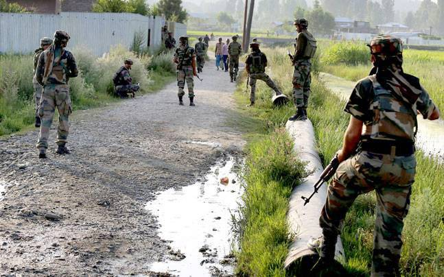 7 militants killed in two security operations in Kashmir valley