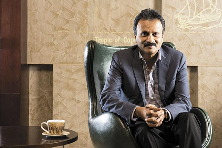 Cafe Coffee Day founder VG Siddhartha had personal debt of Rs 1,000 crore: Report