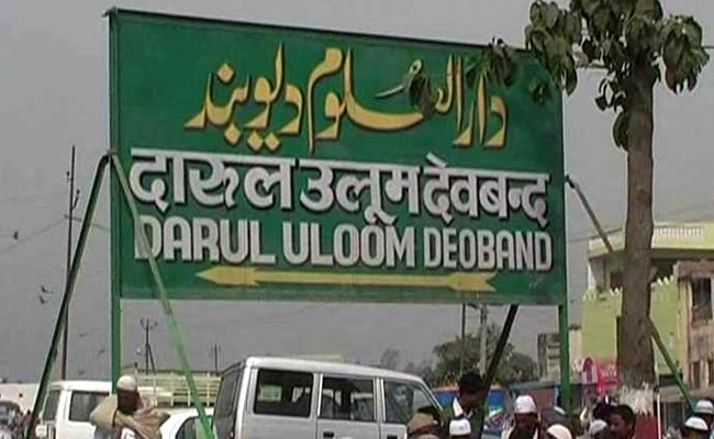 Now, fatwa issue against religious slogan by Darul Uloom