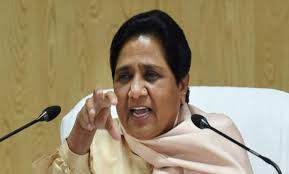 BSP would fight all elections on its own: Mayawati