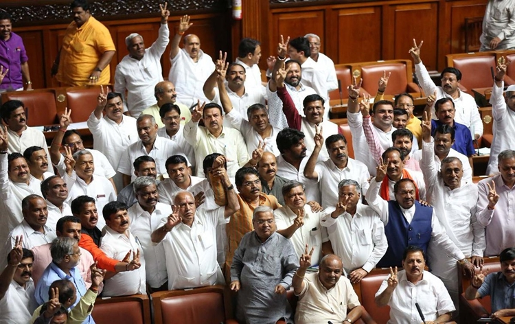BJP parliamentary board to take final decision on govt formation in Karnataka
