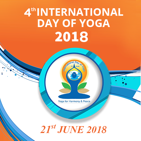 Main event of 4th International Yoga Day celebrations to be held at Dehradun