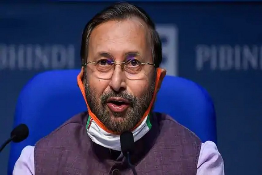 Prakash Javadekar receives first Covid-19 vaccine in Pune today