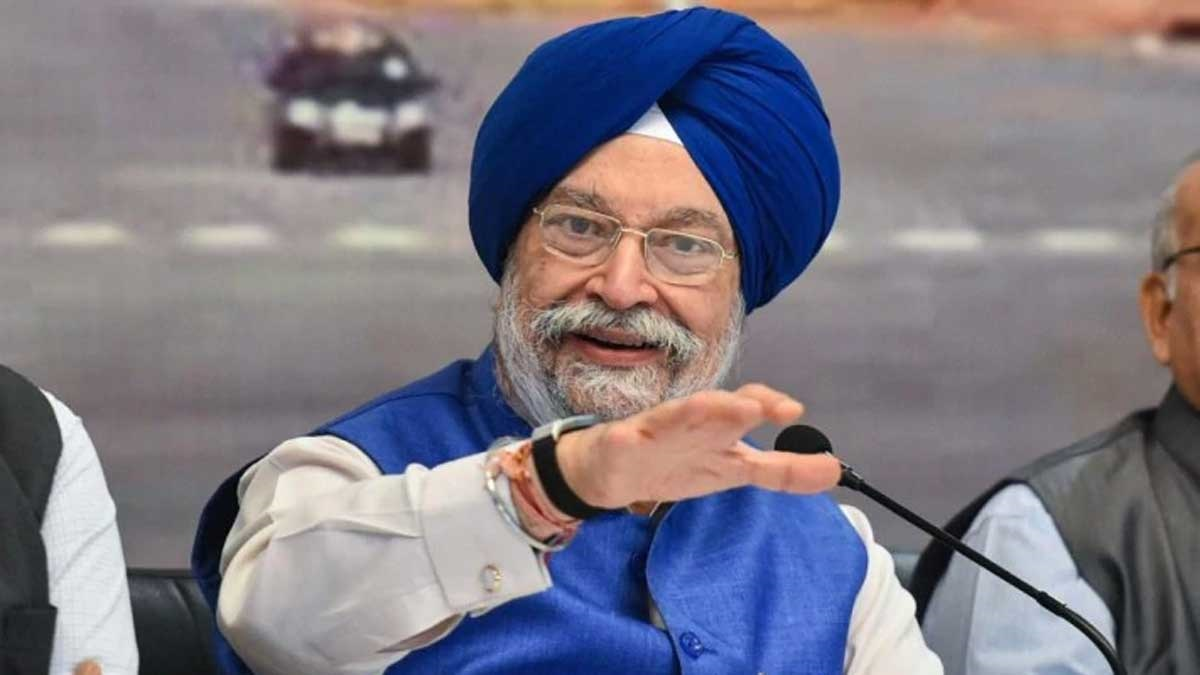 Union Minister Hardeep Singh Puri issues Ease of Living Index